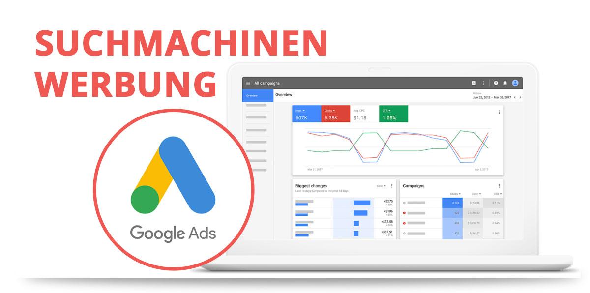 Suchmaschinen Werbung Erklärung